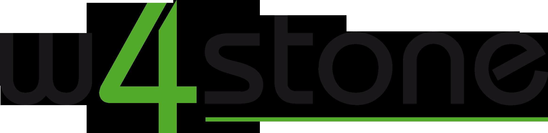w4stone Logo farbig