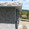 w4stone urnenwand seitlich